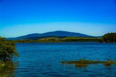 Jezioro Orawskie fot. Grzegorz Rzepiszczak